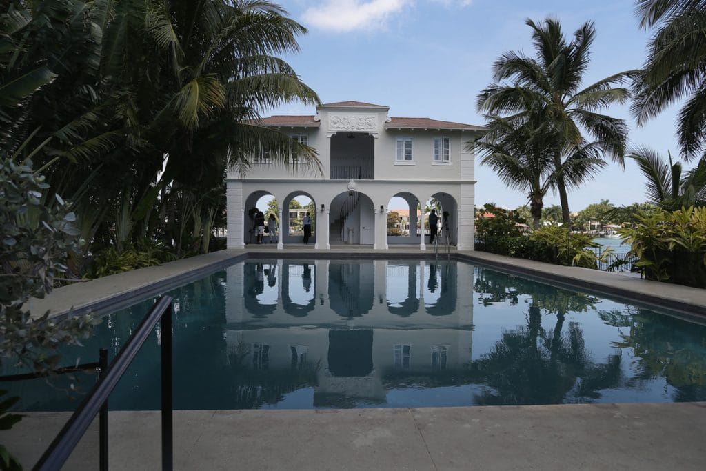 Al Capone's Miami Beach Mansion Faces Demolition