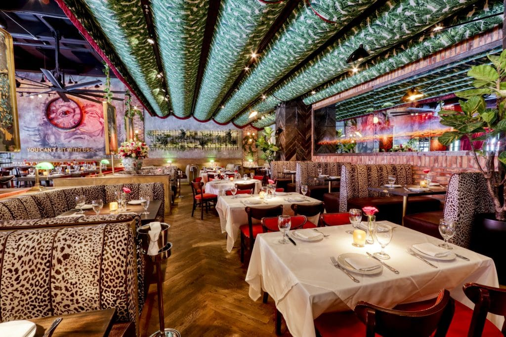 This Lavish Restaurant In Coral Gables Offers Retro Movie Nights Every Tuesday