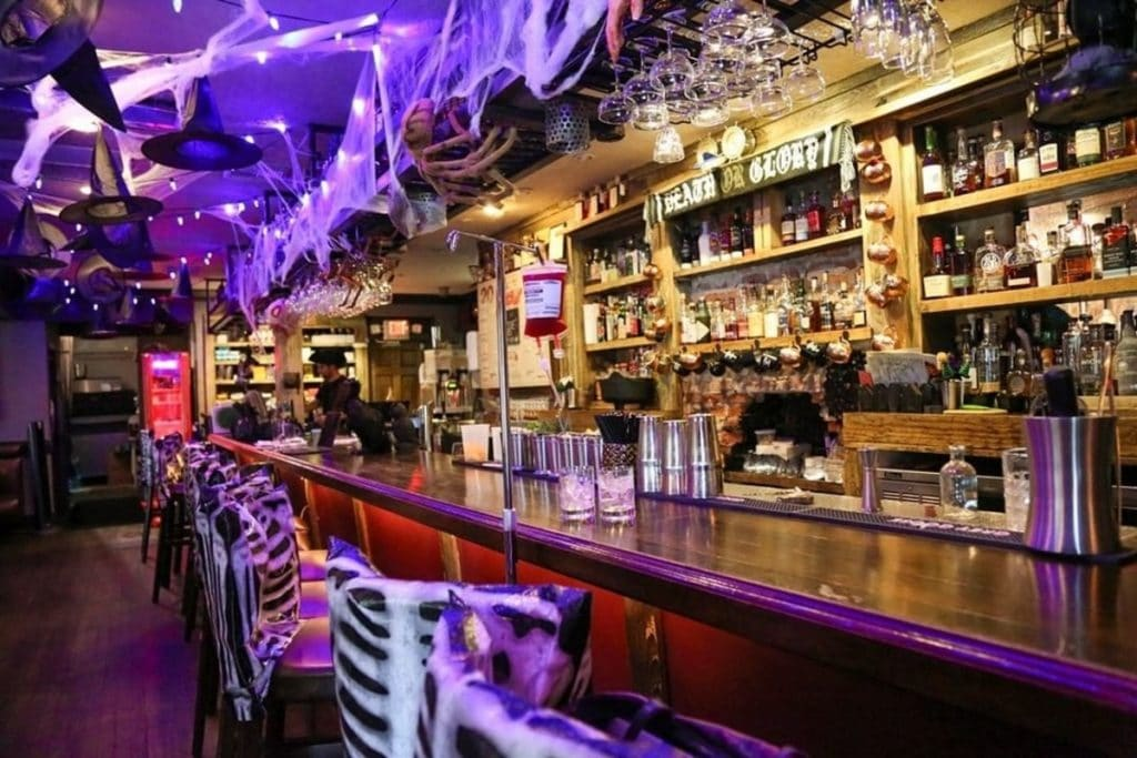 Halloween Has Already Arrived At This Spooktastic Bar In Delray