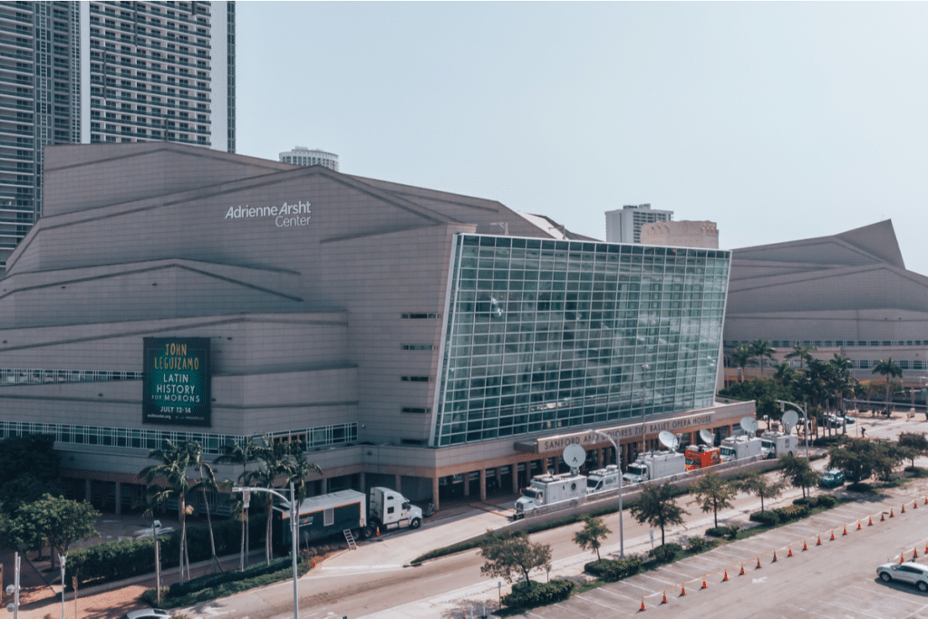 Adrienne Arsht Center To Require Proof Of Negative COVID-19 Test For All Guests