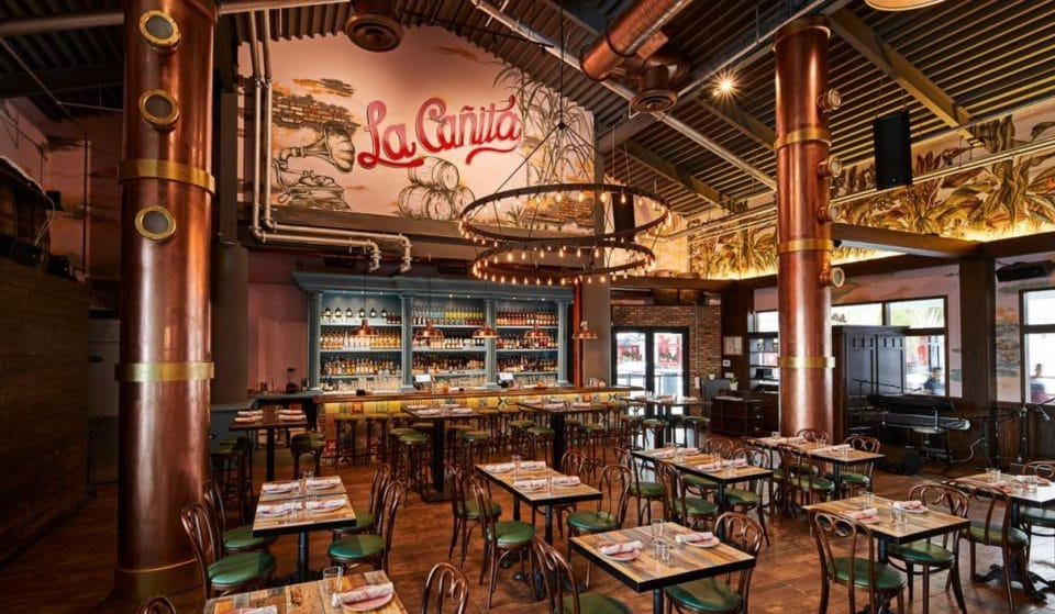 Check Out La Cañita, Chef Michelle Bernstein's Brand New Restaurant In Bayside Marketplace