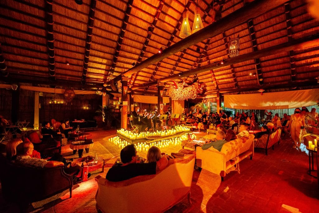 Spend A Magical Evening At Palapa In Upper Buena Vista With These Mesmerizing Candlelit Concerts