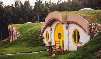 A Lord Of The Rings-Inspired Hotel In Spain Lets You Stay In Real Life Hobbit Houses
