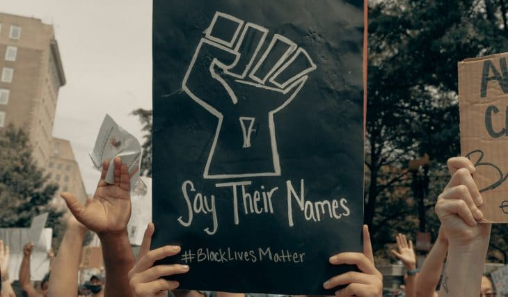 The Black Lives Matters Movement Has Been Nominated For The 2021 Nobel Peace Prize