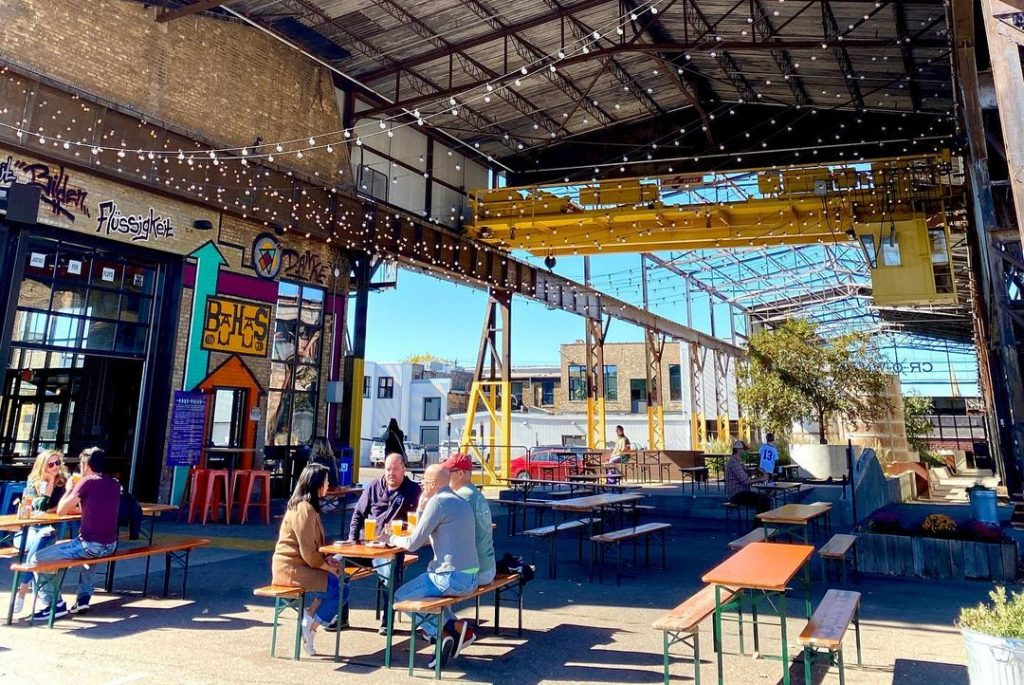 10 Outdoor Patios And Rooftops To Enjoy The Warm Weather In Minneapolis