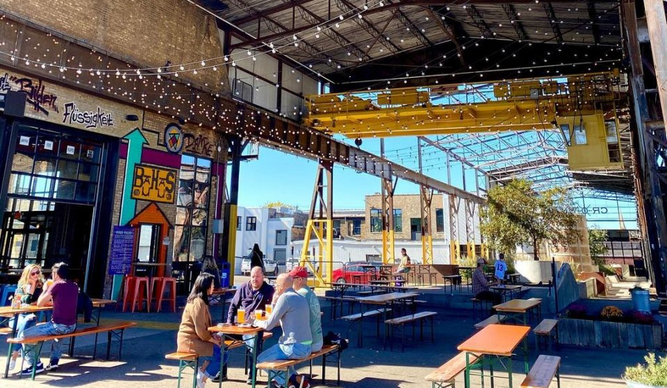 10 Outdoor Patios And Rooftops To Bask In All Spring Long In Minneapolis