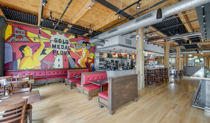 Eat And Drink Local At This New Minneapolis Restaurant In A Historic Warehouse