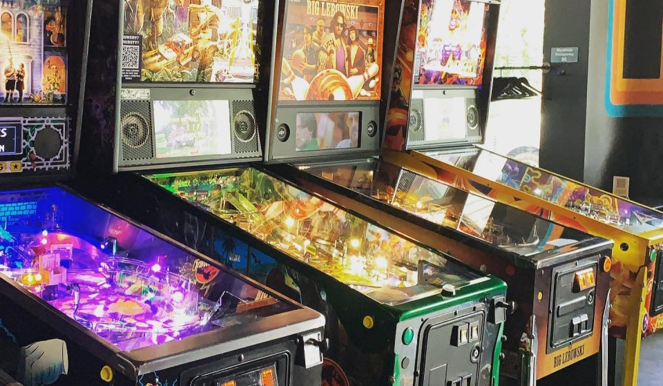 You Can Sip Craft Beer While Playing Pinball At This Unique South Minneapolis Bar
