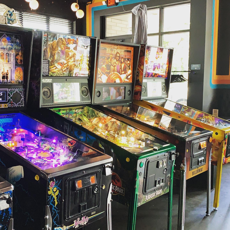 Pinball Bar Minneapolis