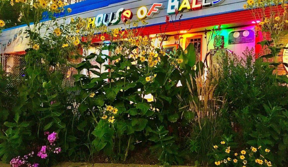 Inside The House Of Balls, Minneapolis' Strangest Art Gallery