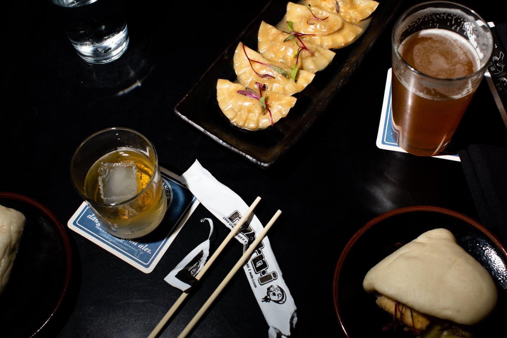 Sake Craft Cocktails Minneapolis: moto-i