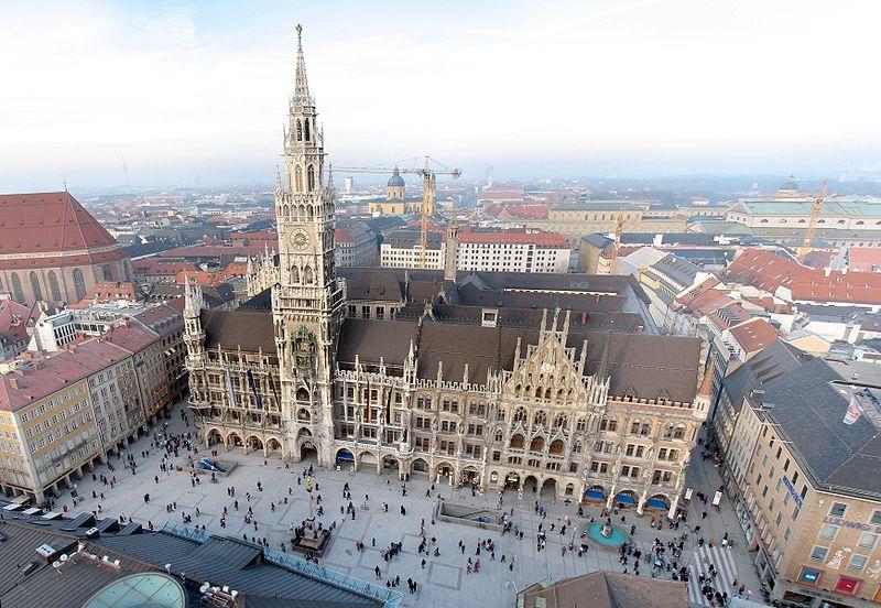6 Münchner Sehenswürdigkeiten zum online Besuchen
