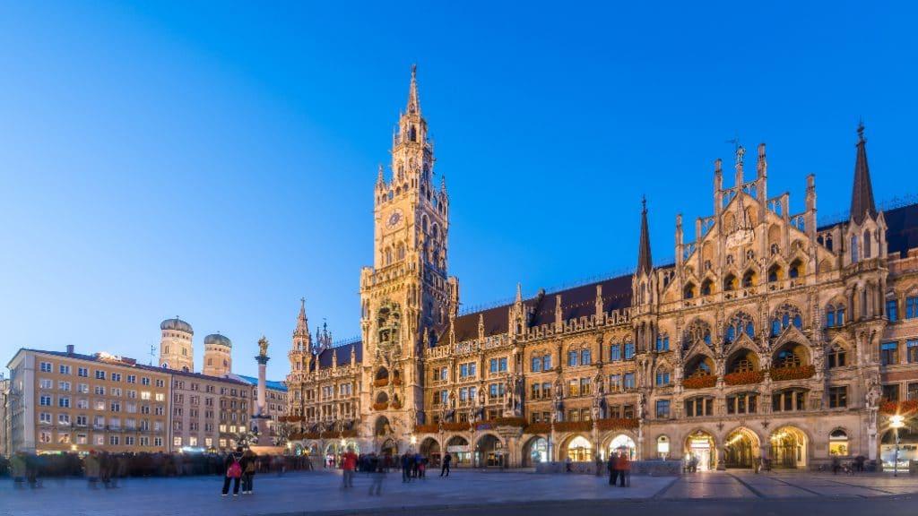 Feiertage München 2021