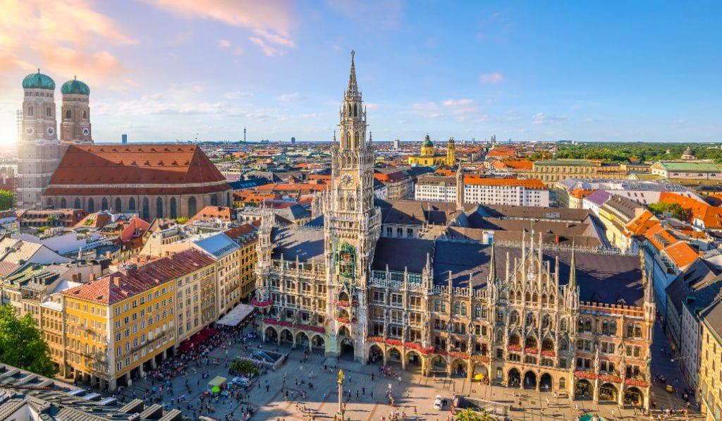 München als eine der 30 besten Städte der Welt bestätigt