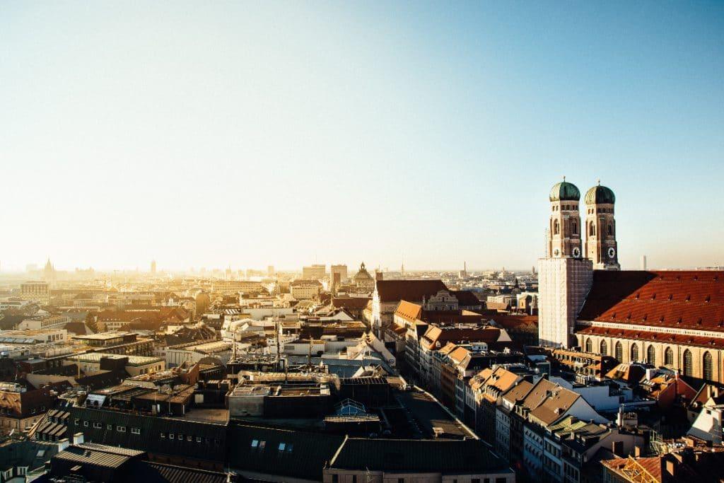Top 3 Rooftop-Bars in München