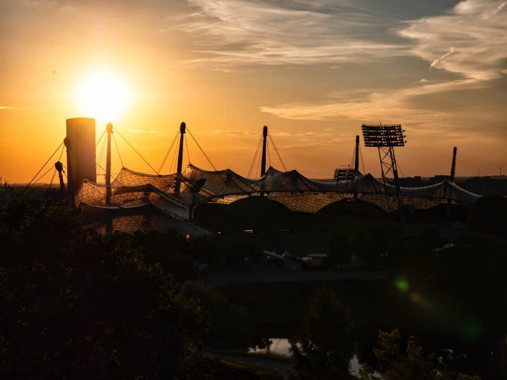 'Shadowmap': die Karte für einen heißen Sommer in München