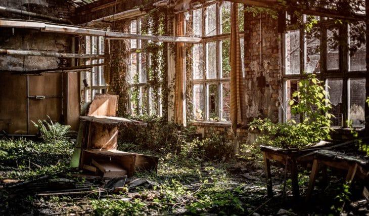 Lost Places in München und Umgebung
