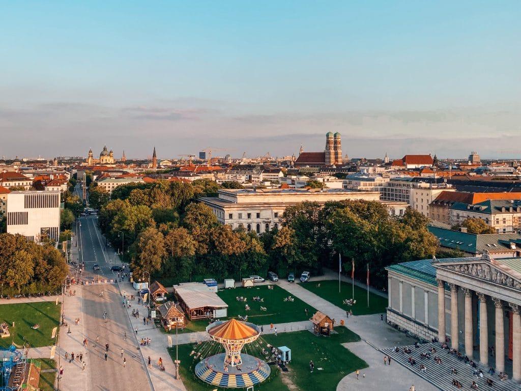 München unter den 15 Städten mit der höchsten Lebensqualität der Welt