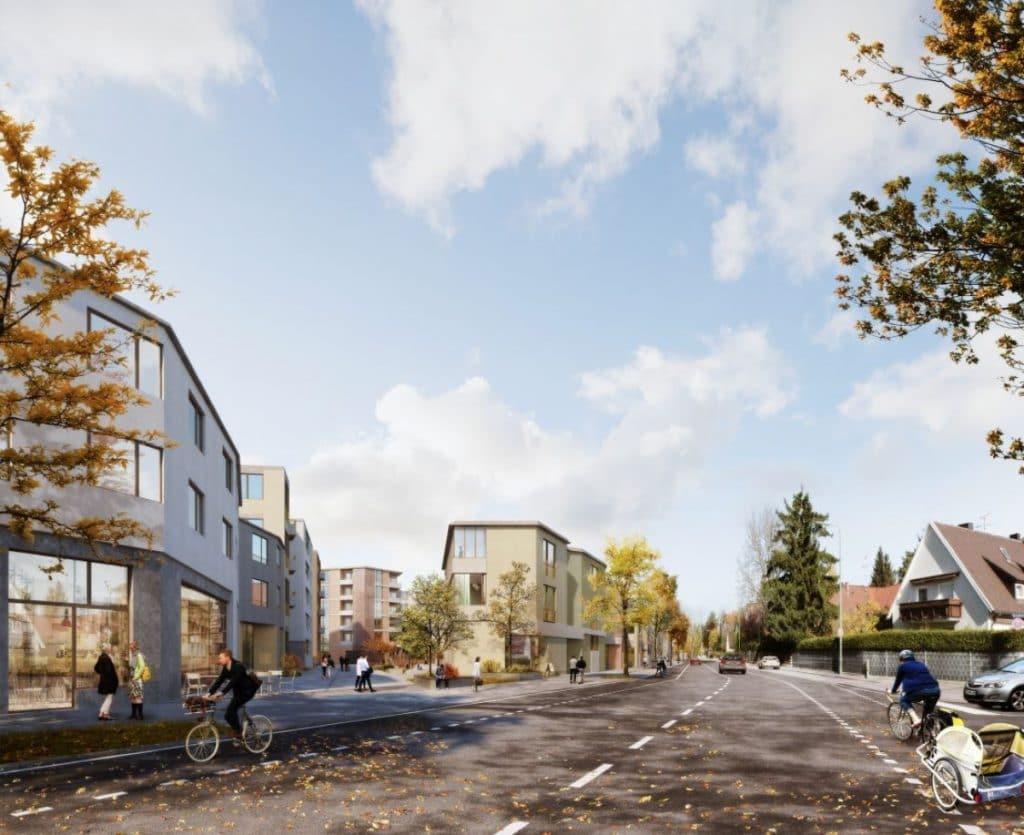 München soll ein neues Wohnquartier haben
