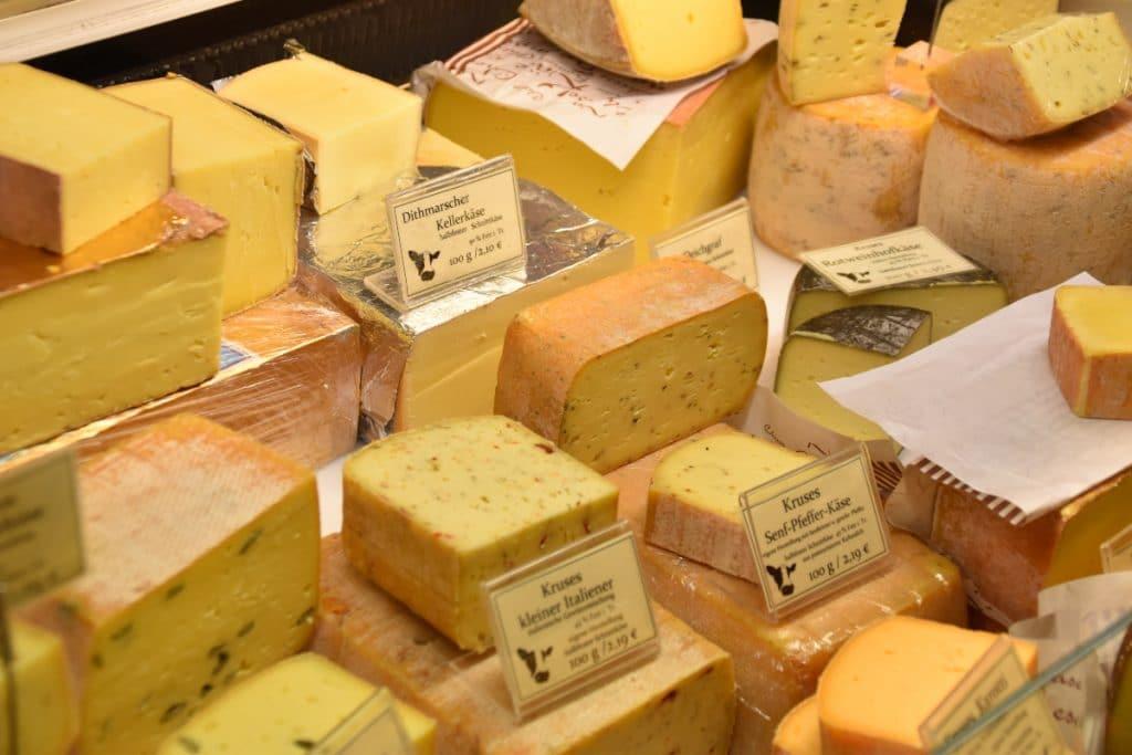 Käse schützt vor allen Todesursachen, so eine Studie