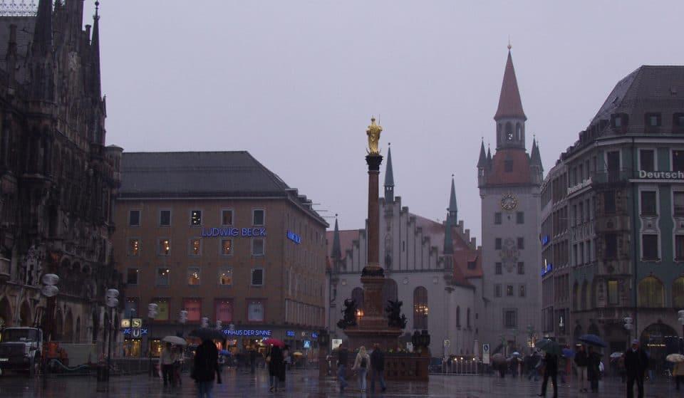 Top 10 Aktivitäten für einen Regentag in München
