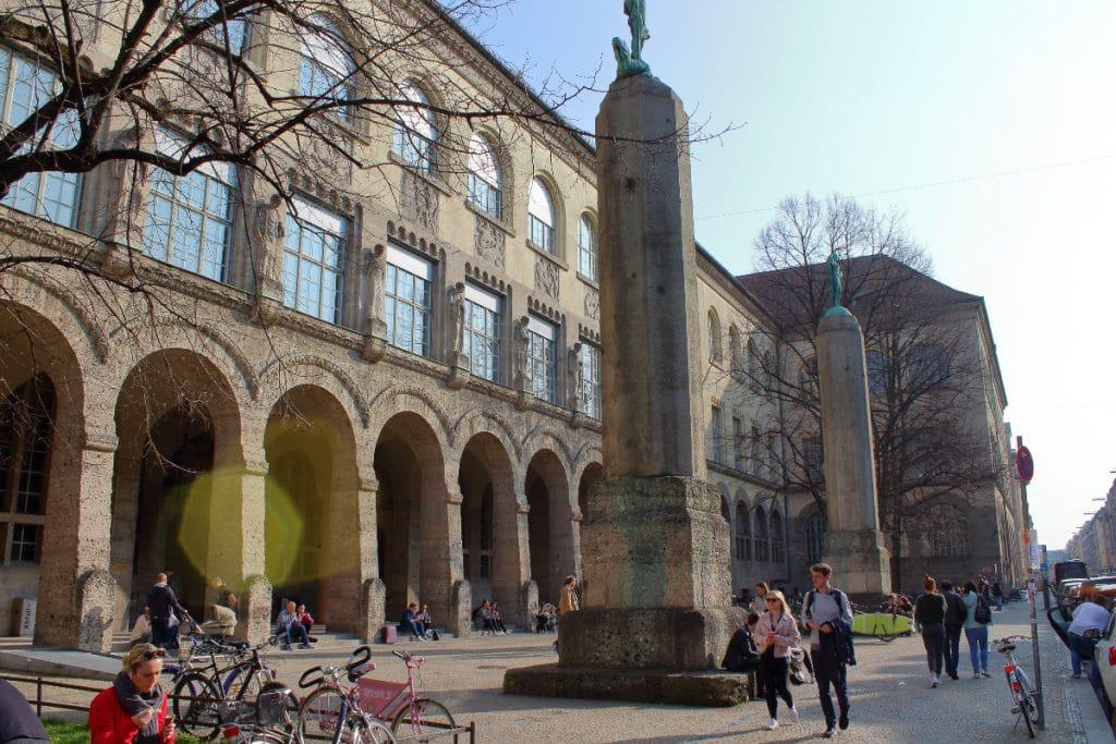 München ist die zweitbeste Studentenstadt der Welt
