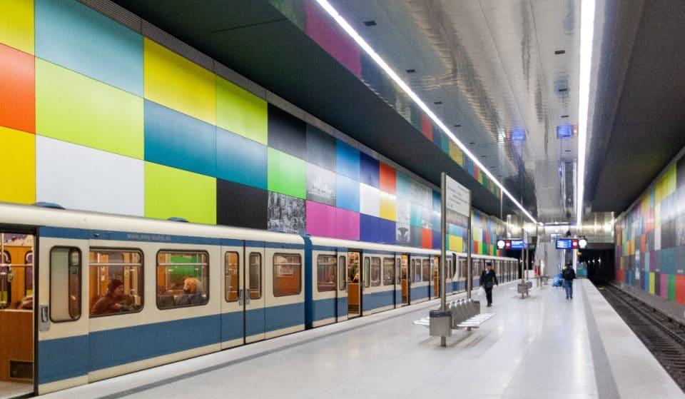 U-Bahn, auch nachts