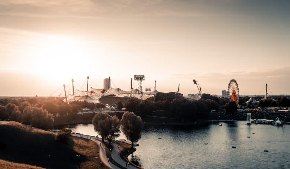 Verlängert das Sommergefühl in der neuen Rooftop-Bar im Olympiapark