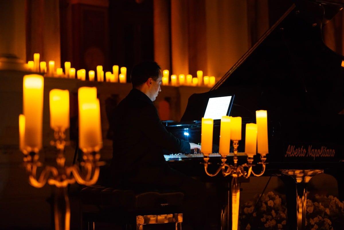 candlelight napoli morricone