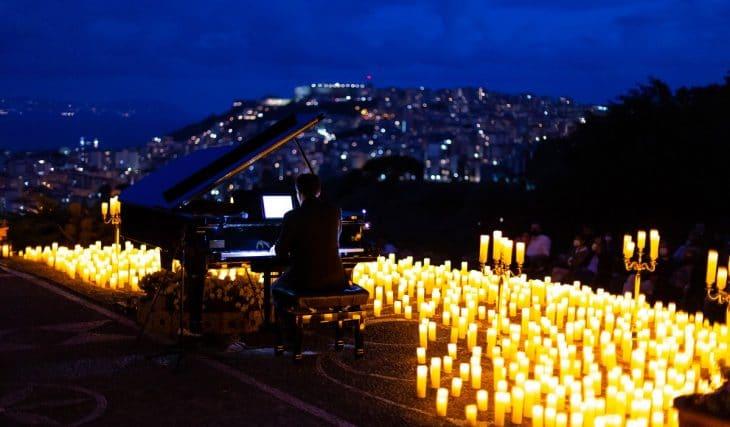 Candlelight: la magia dei concerti a lume di candela nella meravigliosa Villa Domi