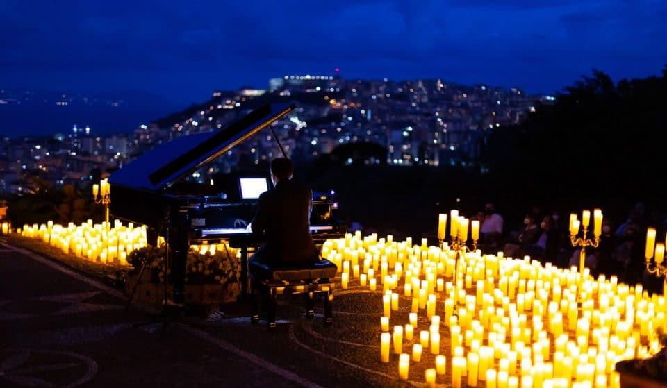 A Napoli si terranno meravigliosi concerti di musica classica a lume di candela