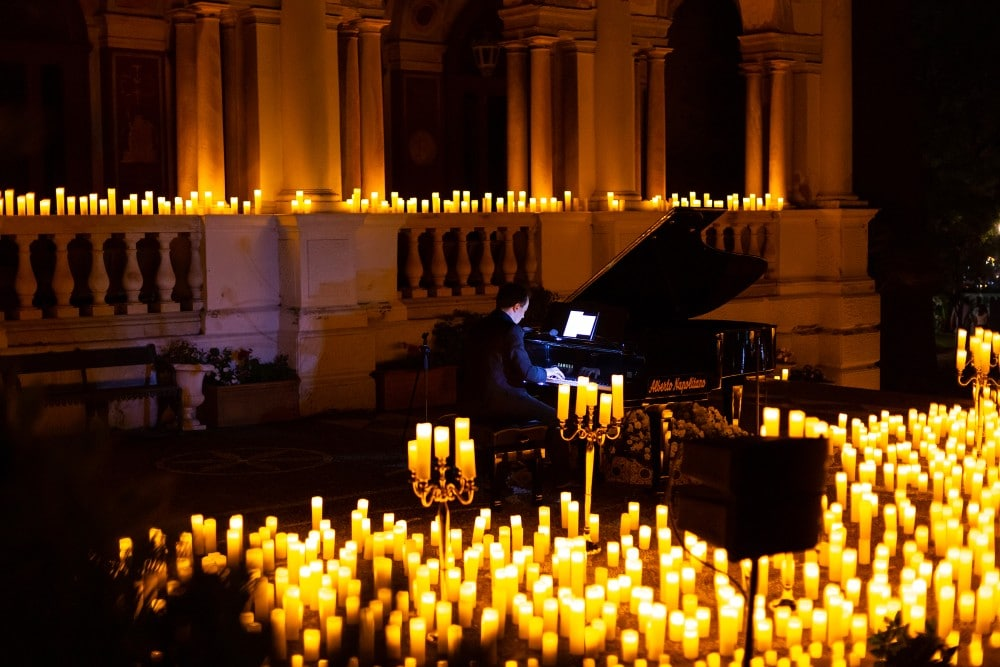 candlelight concerto