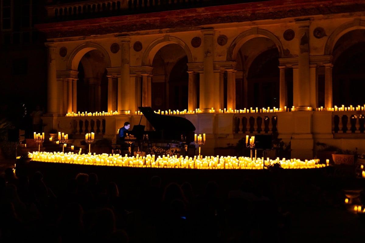 candlelight napoli