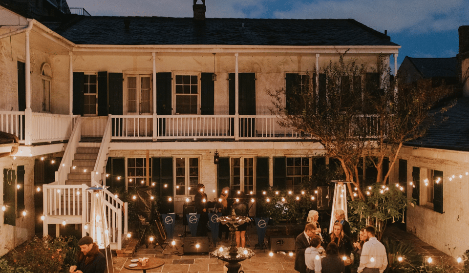 Experience Magical Candlelight Concerts In NOLA's Stunning, Open-Air Venues This Spring