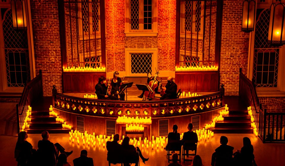 Experience Magical Candlelight Concerts In A Stunning New Orleans Historic Church