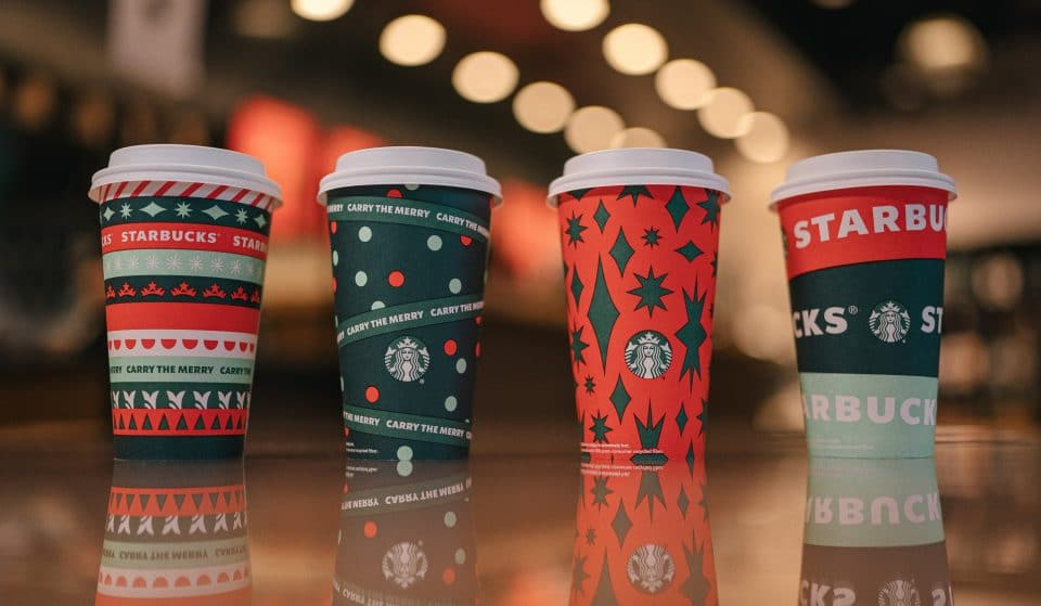 Starbucks Is Giving Away Free Coffees To Front-Line Responders This Month