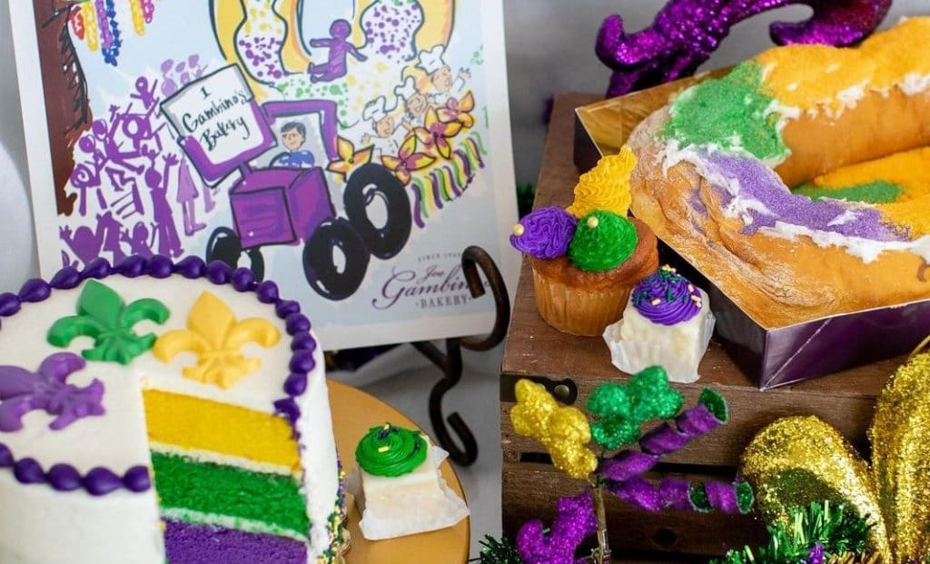 5 Best Spots To Snatch Up King Cake This Carnival Season