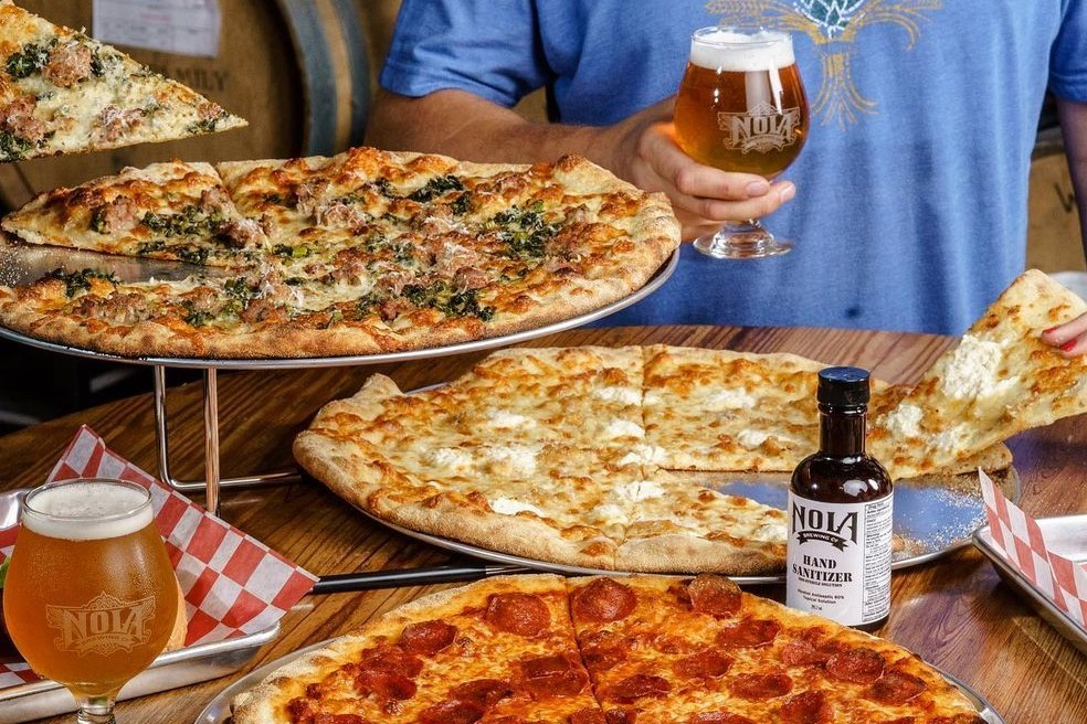 Top 10 Pizza Joints For The Perfect Slice In NOLA