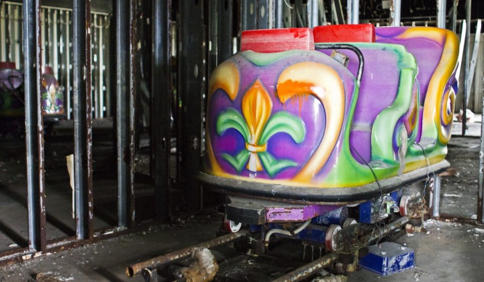 Six Flags To Reopen As Make-Over For NOLA's Abandoned Theme Park In The Works