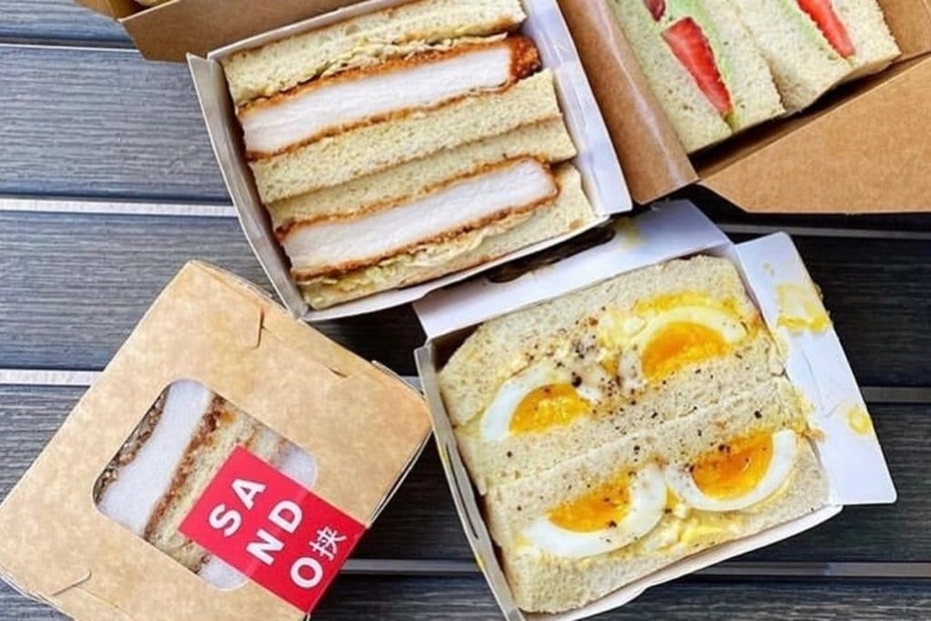 Popular Japanese Sando Chain To Open Pop-Up In NOLA For Two Weeks Only