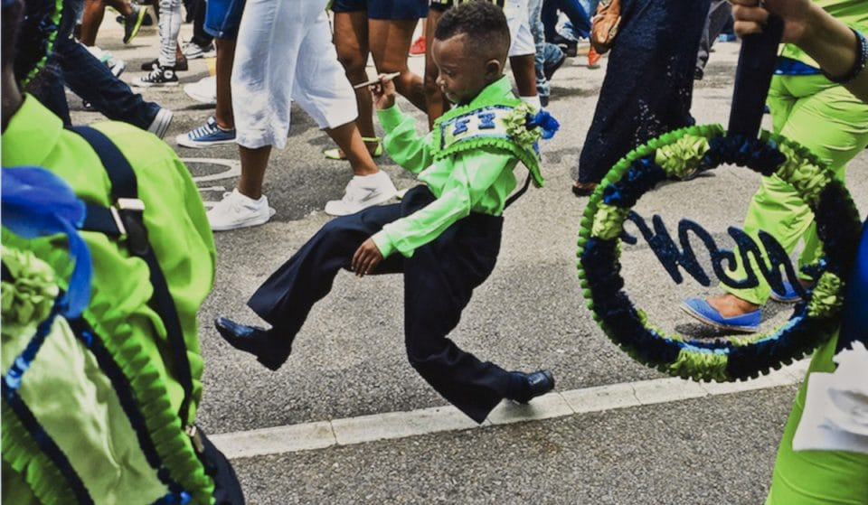 New Exhibition Celebrates The Magical And Historic Street Parades Of NOLA