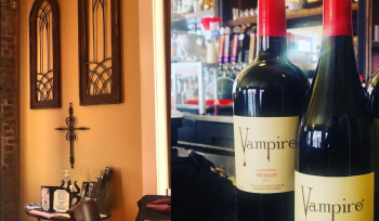 Get A Coffee And A Tarot Reading At This Mystical Vampire Cafe In French Quarter