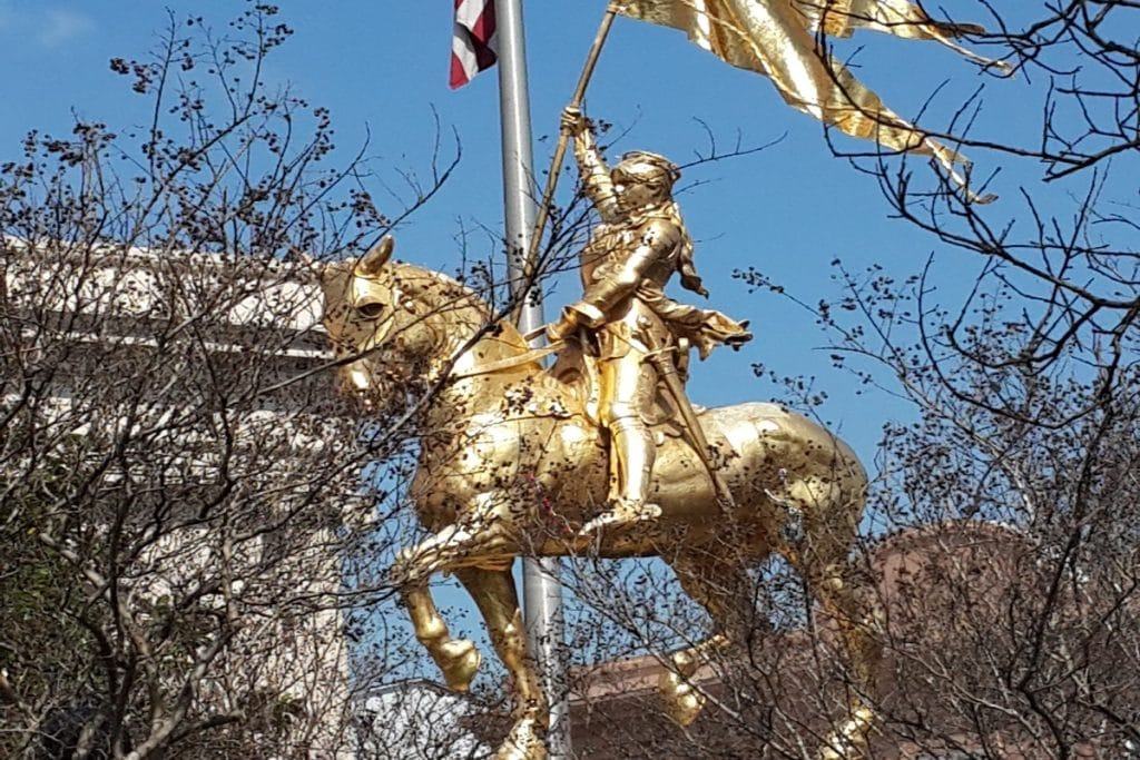 Top 5 Monuments Honoring Historical Women In New Orleans
