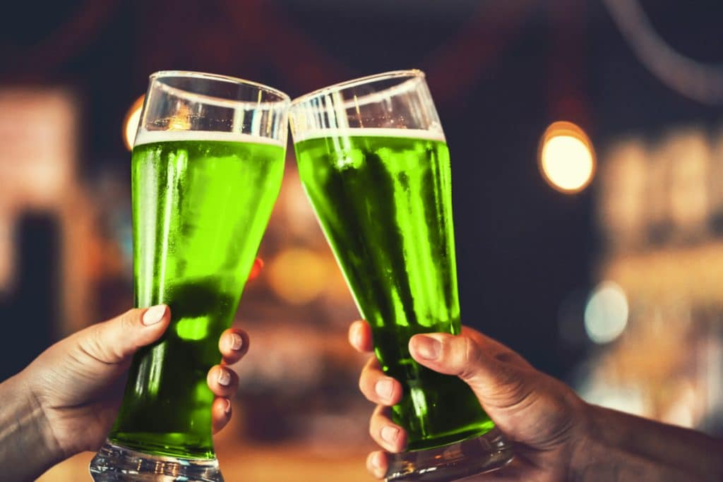 Irish Channel's St. Patrick's Day Parade Is Canceled, But The Alternative Has Free Green Beer!
