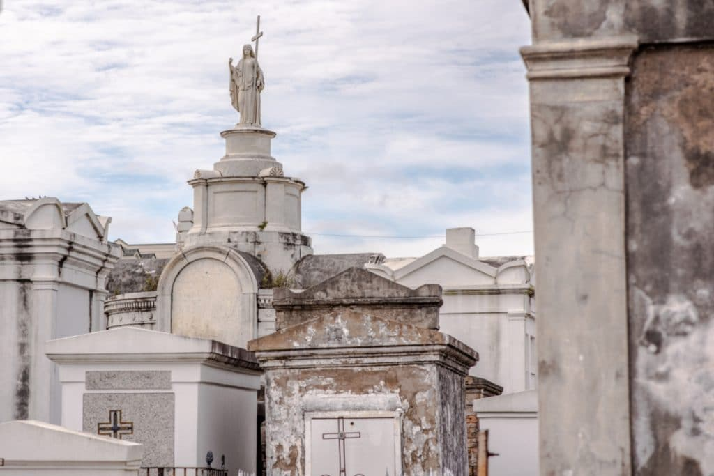 The Most Iconic Women In NOLA's History That Are Resting In Its Famous Cemeteries