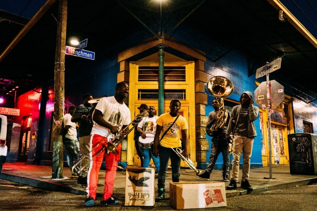 Live Music Returns To New Orleans As Venue Capacity Expands