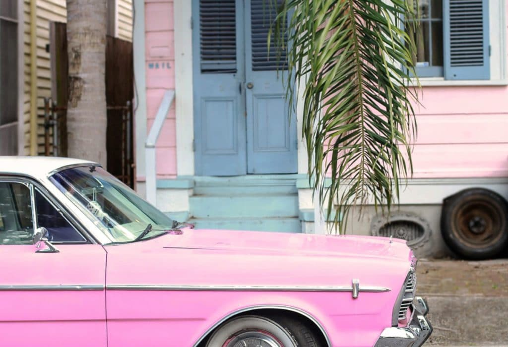 10 Prettiest Houses In New Orleans Painting The City Pink