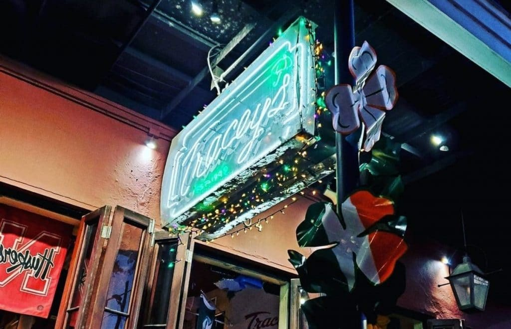 NOLA's Oldest Irish Pub 'Tracey's' Closes For St. Patrick's Day