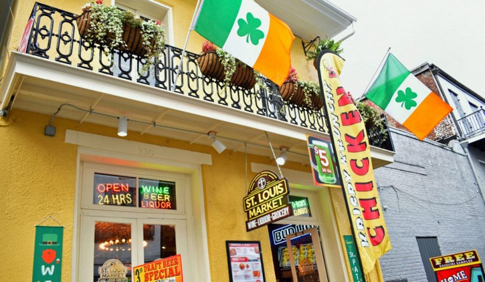 City Of New Orleans Releases Guidelines And Restrictions For St. Patrick's Day