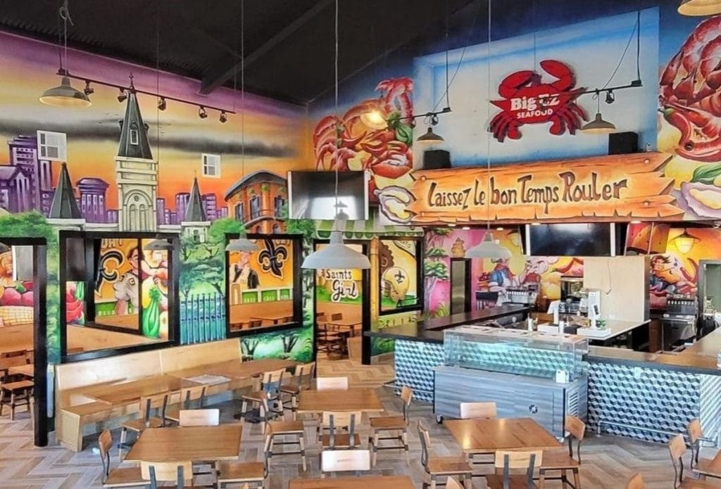 New Mardi Gras Themed Restaurant Brings New Orleans Culture To Life